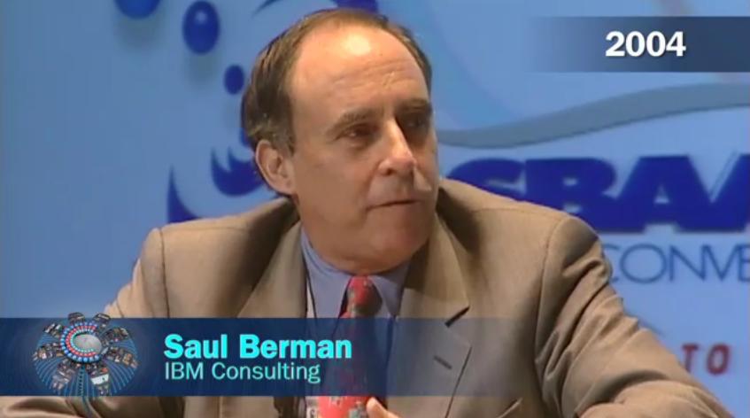 Saul Berman, IBM Consulting (2004)