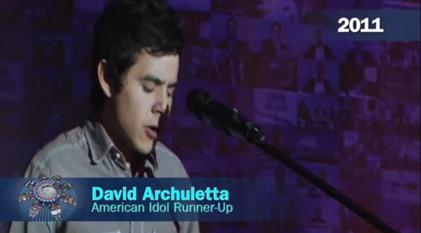 David Archuletta - Performance (2011)