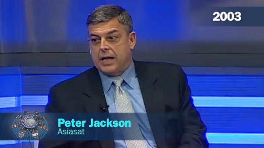 Peter Jackson, Asiasat (2003)